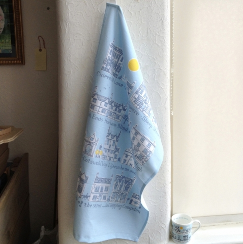 Chipping Campden Tea Towel