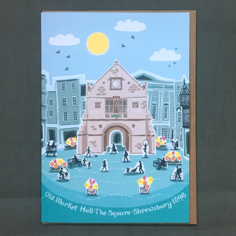 Shrewsbury Card