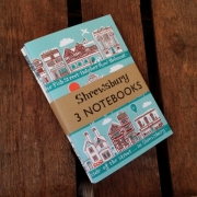 Shrewsbury Notebooks
