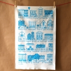 Shrewsbury Tea Towel
